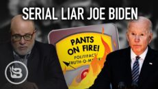 Mark Levin: Joe Biden is a Serial LIAR