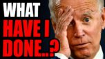 Biden TRAPPED As His Narrative CRUMBLES Before Our Eyes... His Administration Is Being EXPOSED