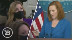 Psaki SNAPS at Reporter, Gets Nasty After Refusing To Answer Question