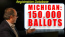 "SCIENTIST EXPECTS TO FIND 150,000 BALLOTS CAST IN MICHIGAN ""NOT ASSOCIATED WITH REGISTERED VOTERS"" - The Pete Santilli Show"