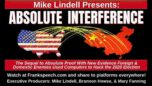 Mike Lindell Presents: Absolute Interference The Sequel To Absolute Proof 2020 Election Fraud (FULL Documentary)
