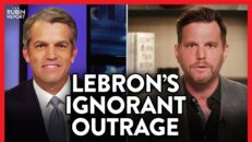 Destroying Lebron James' Police Narrative with Facts | POLITICS | Rubin Report