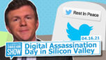 Digital Assassination Day in Silicon Valley - The Charlie Kirk Show