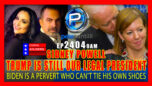 Sidney Powell: President Trump Is Still Our Legal President - Pete Santilli Show