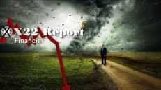Welcome To The Reset, The People's Reset, Buckle Up It's Going To Get Rough - X22 Report Ep.2447a