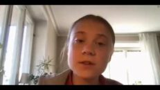 Climate Puppet Thunberg Up To Her Usual Crap, This Time 'Climate Change & The Pandemic Are Linked'
