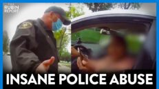 Insane Abuse of a Cop That Media Won't Show You & His Response | DIRECT MESSAGE | Rubin Report