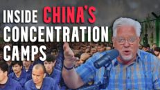 Glenn CALLS OUT companies working with China DESPITE horrific concentration camps