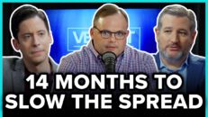 14 Months to Slow the Spread ft. Steve Deace | Ep. 76