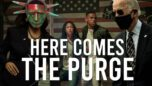 Here Comes The Purge! - Larry Pinkney