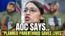 "AOC Says.. 'Planned Parenthood Saves Lives"" - HodgeTwins"