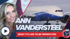Ann Vandersteel - What It Is Like to Be Persecuted at the Airport - Thrivetime Show