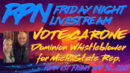 Mellissa Carone - Dominion Whistleblower For MI State Rep on Fri. Night Livestream - RedPill78 The Corruption Detector