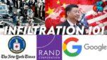 In Plain Sight - Infiltration 101 By Google/Rand/CIA - RedPill78 The Corruption Detector