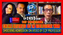 CCP Professor Claims U.S. Was Defeated In 'Biological War' With China - Pete Santilli Show