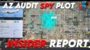 SPY PLANE Exposed in Maricopa, Audit Process Revealed By Insider - NOTHING CAN STOP WHAT IS COMING! - RedPill78 The Corruption Detector