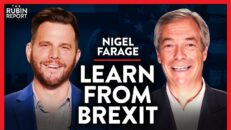 Brexit Lessons Republicans Must Learn or Lose in 2022 | Nigel Farage | INTERNATIONAL | Rubin Report