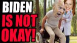 Biden Is NOT OKAY. Joe STUMBLES All Week As The World Falls Into A State Of CHAOS Around Us.