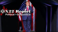 Trump Prepares The Offensive, Transparency, Facts, Truth Is The Only Way Forward - X22 Report Ep.2472b
