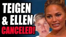 Crissy Teigen & Ellen CANCELED! Hollywood Is DYING As WOKE Celebs EXPOSE THEMSELVES As Awful People
