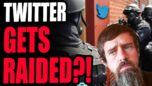 Twitter HQ RAIDED In India?! Twitter Tries Playing The Victim, But We All Know The Truth...