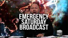 Alex Jones 'Emergency Saturday Broadcast: The Next Phase Of The Great Reset Is Here