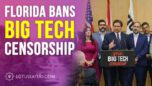 Florida Bans Big Tech Censorship - The Podcast Of The Lotuseaters