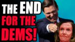 BIG! Ron Desantis Announces THE END Of The Democrat Party In Florida! Dems Are In For RUDE AWAKENING