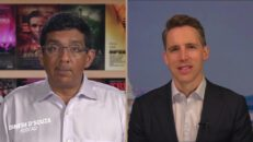 Here's How to Stop Big Tech Censorship Immediately - Dinesh D'Souza, Josh Hawley
