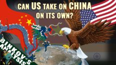 Is US military strong enough to conquer China on its own?