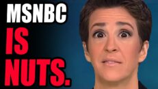 INSANE..MSNBC Has GONE NUTS! They Are The Network Of BLUE ANON, Intolerant Conspiracy Theorists