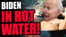 Biden In SERIOUS HOT WATER! Exactly What We Expected, Joe Is RUINING Everything He Touches..