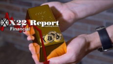 X22 Report Ep.2471a - The Rich Are Preparing, They Know, Bitcoin & Gold Counters [CB]
