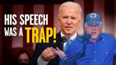 'BRACE FOR IMPACT': Biden's First Big Speech Gave WARNINGS You May've Missed