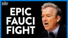 Rand Paul's Tense Confrontation with Fauci Over COVID-19's Origin | DIRECT MESSAGE | Rubin Report