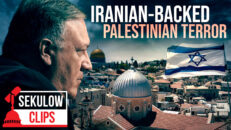 Former Sec. of State Mike Pompeo on Iranian-Backed Palestinian Terror - American Center for Law and Justice
