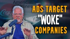 Watch: Agency targets 'WOKE' companies with DAMNING videos, ad campaign