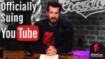 FIGHT LIKE HELL: Why I'm SUING YouTube! - Steven Crowder