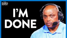 TNT Told Charles Barkley Not to Say This. His Response Is Priceless | DIRECT MESSAGE | Rubin Report