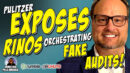 EXCLUSIVE! Jovan Hutton Pulitzer EXPOSES RINOs Who Are Attempting to Orchestrate FRAUDULENT AUDITS! - James RedPills America