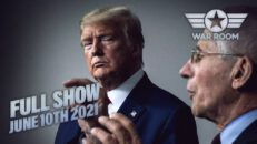 FULL SHOW: Donald Trump Calls Out Anthony Fauci In Scathing New Statement - War Room w/Owen Shroyer