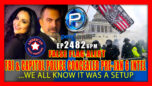 CONFIRMED U.S. intelligence officials failed to share information leading up to Jan. 6 - Pete Santilli Show
