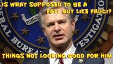 Will Wray Survive This NSA and FBI Scuffle - On The Fringe