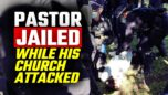 This is what happened when Police STORMED a peaceful church service in Melbourne - Rebel News
