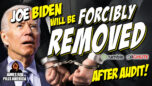 NEW BOMBSHELL Interview! FAKE President Joe Biden Will Be FORCIBLY REMOVED After Audit! - James Red Pills America