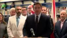 """Ron DeSantis Announces Signing Of Bill Requiring Students To Learn About """"Evils Of Communism"""""""