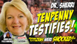 THE HOUSE OF CARDS BEGINS TO FALL! Dr. Sherri Tenpenny Testifies, 'Ordinary Citizens Were Shocked'! - James Red Pills America