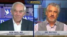 Dr. Ron Paul on Censorship & Liberty at The Highwire with Del Bigtree
