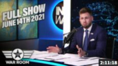 FULL SHOW: Health Officials Admit COVID Numbers Were Inflated As They Cover Up Vaccine Injuries - War Room w/Owen Shroyer