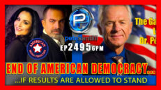 This is the Battle of Our Lives If Result Stands This will be the end of America - Pete Santilli Show